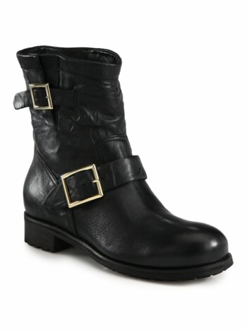 Youth Biker Boots