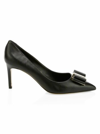 Zeri Point Toe Bow Pumps